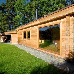 Zahradní domek přímo od architekta