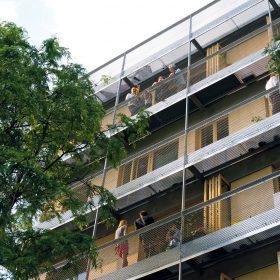 Anketa: ptali jsme se, jak by vypadal bytový dům podle vzoru baugruppe?