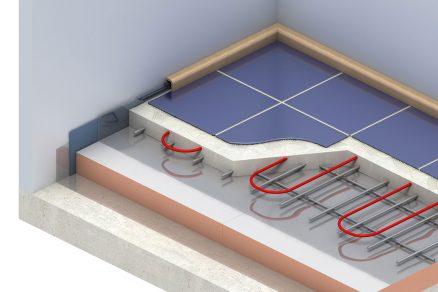 Kingspan Kooltherm K3 – výjimečná izolace pro podlahy