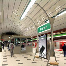 Pražské metro V.A začalo sloužit veřejnosti