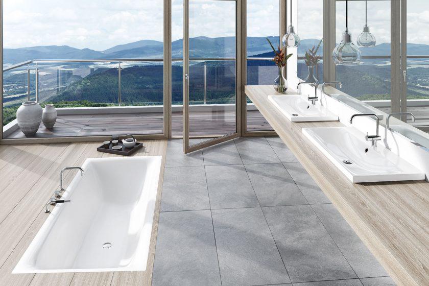 Anke Salomon navrhla pro Kaldewei novou kolekci koupelnového vybavení.