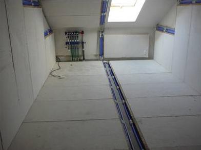 Chytrá stěna – výhodné řešení pro vytápění i chlazení