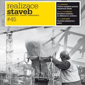 Realizace staveb 2/2015 se věnuje zejména fasádám a zateplení