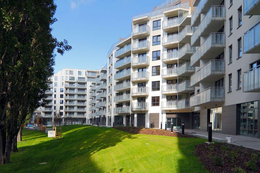 Developeři chtějí zdražovat byty, letos o 2,3 procenta