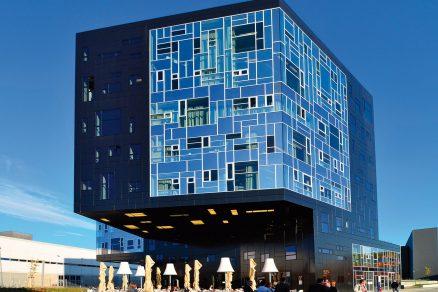 Vliv budov na zdraví, i výkonnost