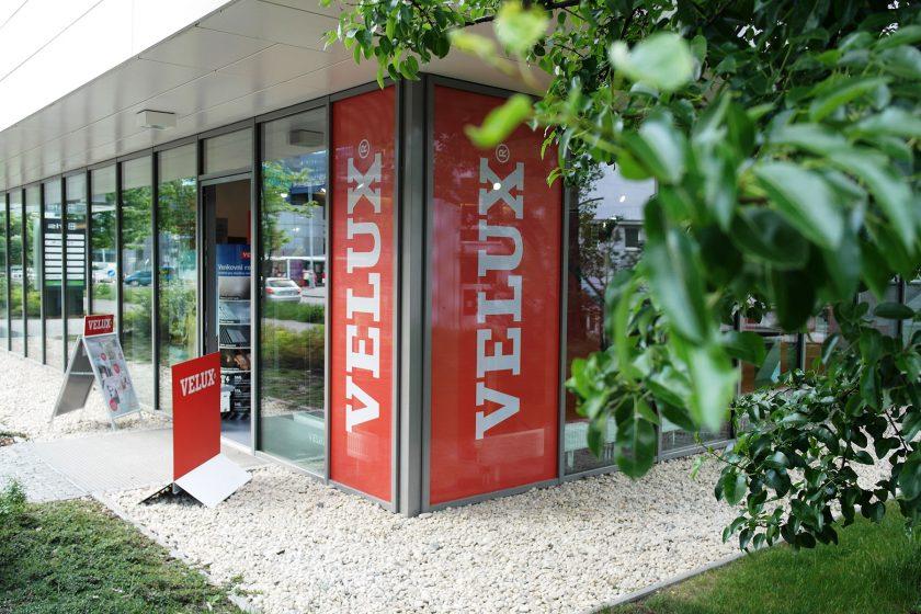 Nová vzorkovna VELUX v Praze: Přímý kontakt s výrobky usnadní výběr a potěší oko