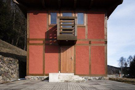 Stavba domu svépomocí za 800 000 Kč