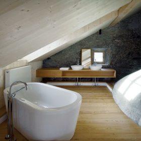 Nové wellness centrum v jihotyrolském hotelu Sonnenburg