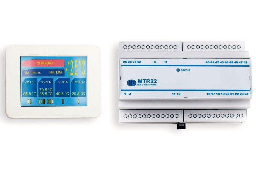 Multifunkční regulátor mtr22