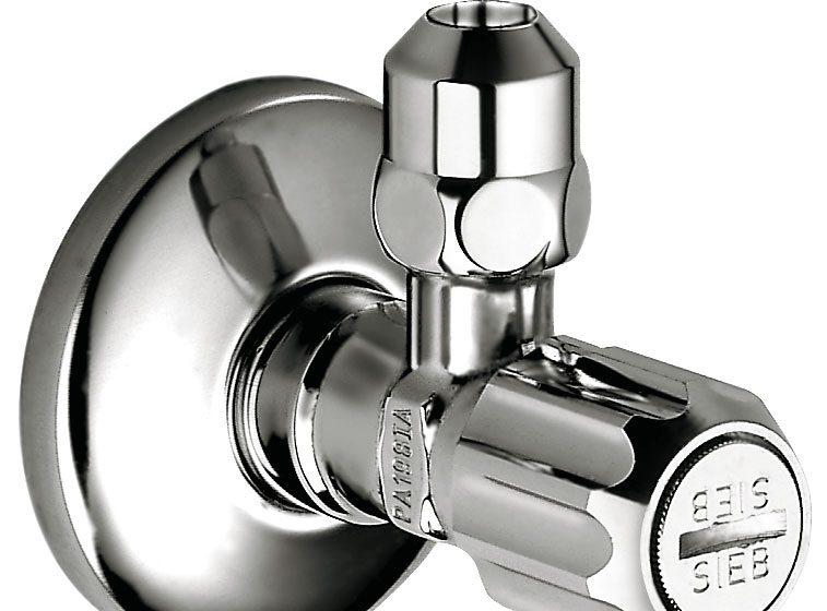 Rohové ventily sfiltrem: Řešení pro ochranu vodovodních armatur