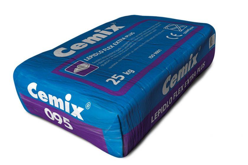 Cemix uvádí dvě nová bílá lepidla na keramiku