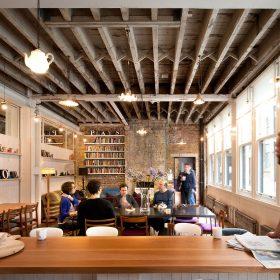 Rekonstrukce divadelních prostor si vysloužila ocenění RIBA
