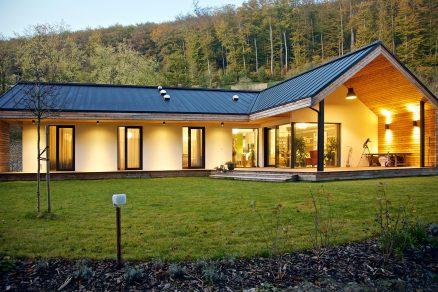 Pasivní dům pro mladou rodinu – rozhovor s architektem