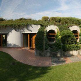 Bydlení pod zelenou loukou