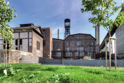 Rekonstrukce národní kulturní památky Dolní oblast Vítkovice