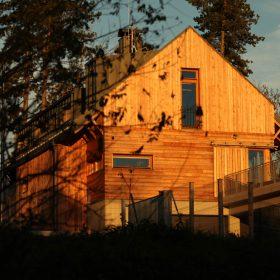 Dřevostavby včera a dnes