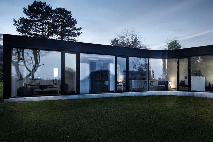 Villa ONE – dům, který roste s rodinou