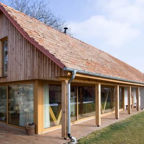 Rekonstrukce venkovského domu