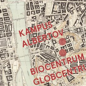 Architektonická soutěž na dostavbu Kampusu Albertov
