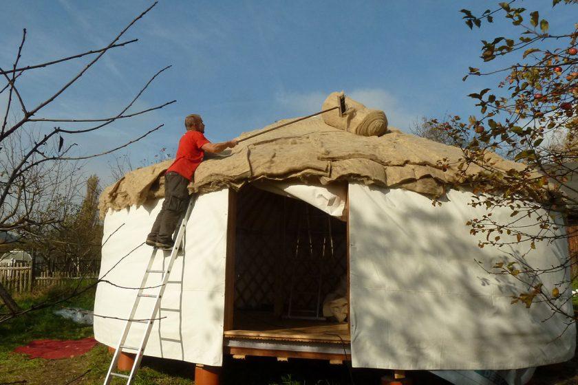 Beránčí kožich pro váš dům: izolace z ovčí vlny