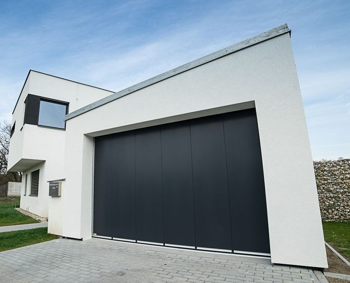 Jak vybrat ta správná garážová vrata?
