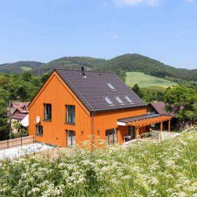 Dřevostavby a jejich střechy