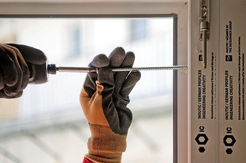 Výměna plastových oken v devíti krocích