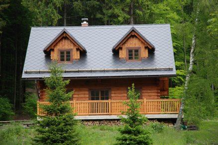 Dřevostavba a střešní krytina