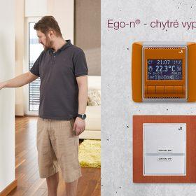 Co všechno se dá bezdrátově ovládat v rodinném domě? Multifukční chytré vypínače!