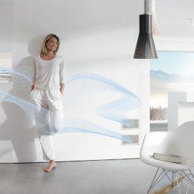 Čerstvý vzduch v architektuře