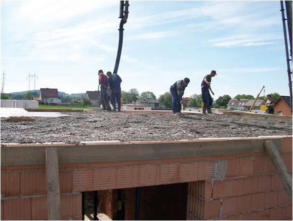 Zásady správného ošetřování betonu