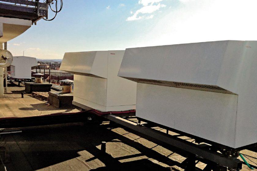 Energetická efektivita nasazení tepelných čerpadel v bytových domech