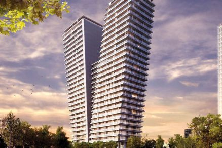 Výškový bytový projekt bude zastupovat Evropu vprestižní soutěži