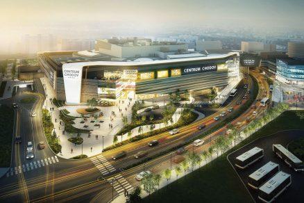 Na pražském Chodově bude největší nákupní komplex