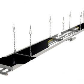 Výpočet ekonomické návratnosti stropních sálavých panelů