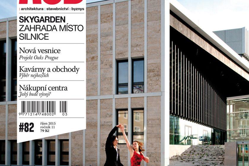 Nové číslo časopisu ASB 5/2015: nákupní centra