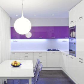 Zásady pro navrhování kuchyně – materiály, trendy, povrchy - 2. část