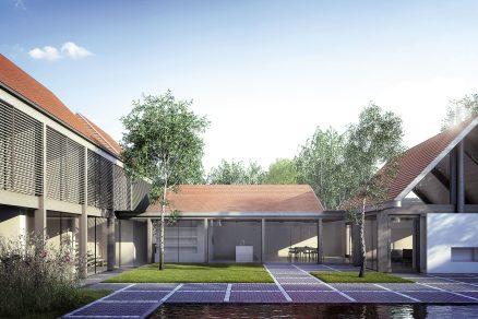 Oaks Prague: bydlení od světoznámých architektů