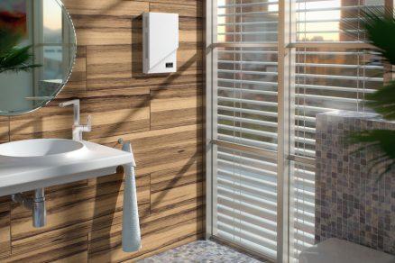 KORASMART 1200 řeší zvýšenou vlhkost v koupelně