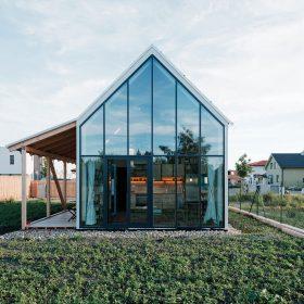 Malý dům s verandou