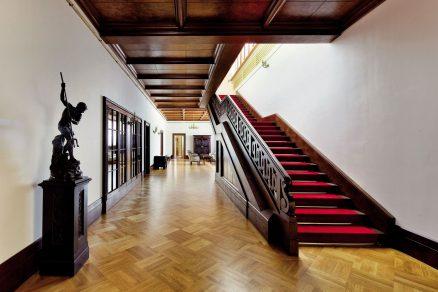 Vila Stiassni: Vzorová rekonstrukce památky do poslední dlaždice