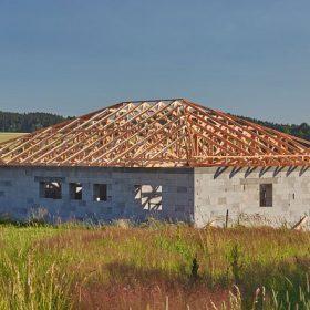 Realizace dřevěných konstrukcí od firmy KASPER CZ