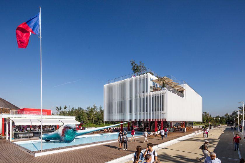 Mimořádný úspěch české architektury