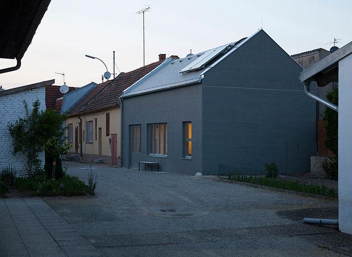Rakouský Dům roku najdete v malé venkovské uličce
