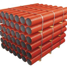 Kvalitní plastové potrubí a kanalizační systémy
