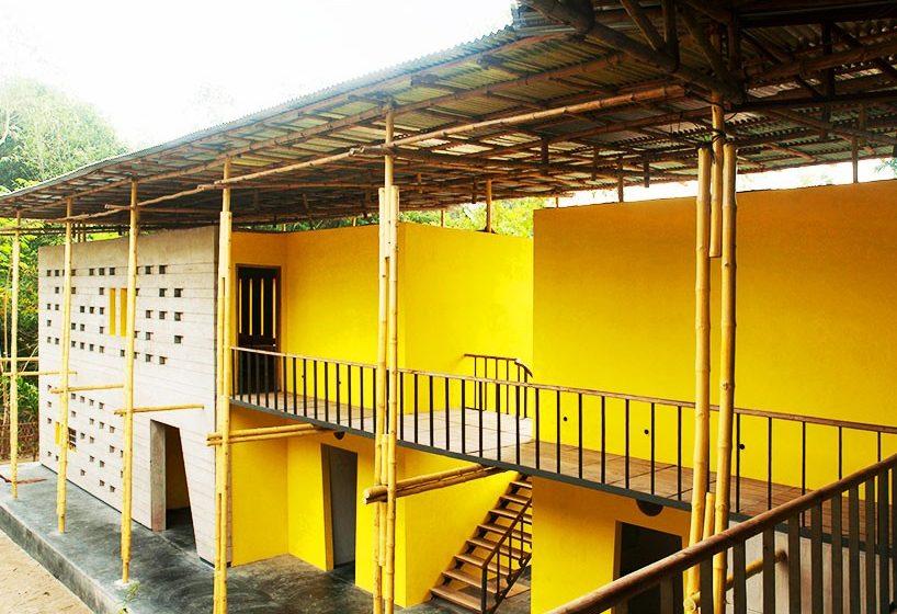 Vzdělávací centrum v Bangladéši – ekologická architektura přesvědčuje poroty soutěží
