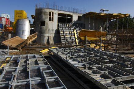 Podle SPS české stavebnictví letos vzroste o sedm procent