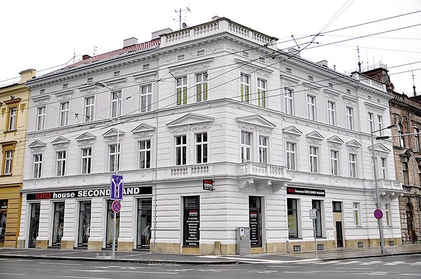Rekonstrukce bytového domu z 19. století