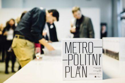 Návrh Metropolitního plánu odevzdán ke kontrole