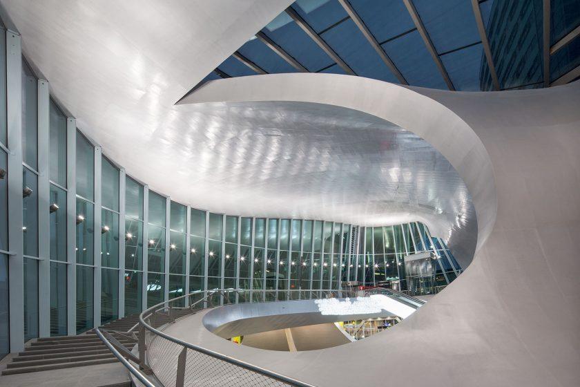 Nové nádraží v Arnhemu – architektura budoucnosti
